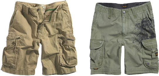 short cargo pants - Pi Pants